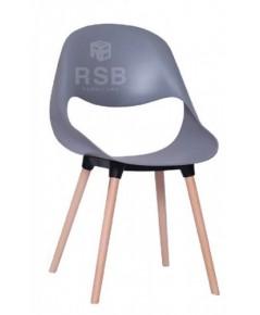 เก้าอี้ Design chair พิงเอนรับกับหลัง มี 2 สีให้เลือก  รหัส 3658