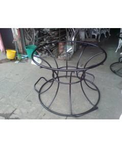 โต๊ะเตี้ยสำหรับวางกระจก Round Table