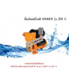 ปั๊มเปลือยอัตโนมัติ WINNER รุ่น 250 W.