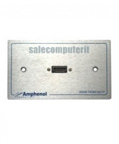 Amphenol Outlet Plate AMW-HDMI-01P