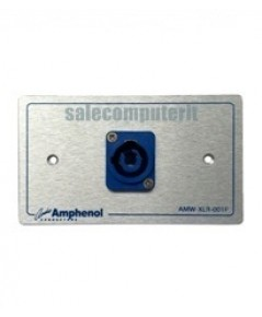 Amphenol Outlet Plate AMW-HP-B-01P