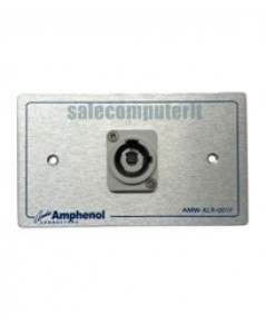 Amphenol Outlet Plate AMW-HP-G-01P