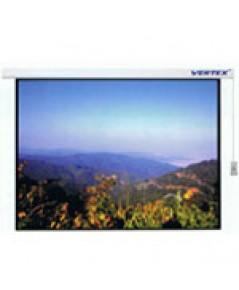 จอมอเตอร์ไฟฟ้า (Premium Projection Screen) vertex ขนาด 120 นิ้ว (162X259 cm) สัดส่วน 16:10