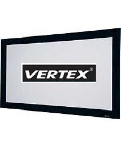 จอรับภาพ FIXED FRAME VERTEX ขนาด 100 นิ้ว (124X221 cm) สัดส่วน 16:9