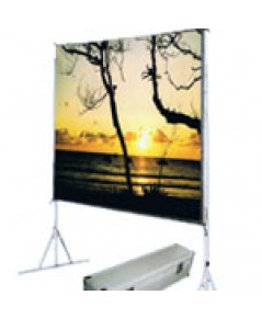 จอรับภาพ Easy Fold Vertex ขนาด EF 150 นิ้ว (244X305 cm) สัดส่วน 3:4 FRONT+REAR