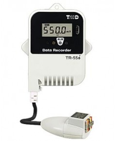 Measure and record voltage 0-22v with preheat function model tr-55i-v
