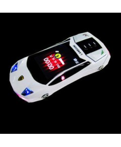 จำหน่าย โทรศัพท์มือถือ 2 ซิมสีขาว รูปแบบรถสปอร์ตสุดเท่ห์แบบพับได้ ราคาประหยัด(พรีออเดอร์)