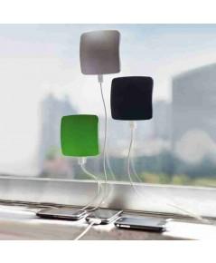จำหน่ายชาร์จพลังงานแสงอาทิตย์ด้วยการดูด Powerbank พลังงานแสงอาทิตย์พลังงานสำรองธนาคาร Baterai ภายนอก
