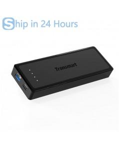 จำหน่ายธนาคาร Tronsmart Presto พลังงาน 12000mAh แบตเตอรี่ลิเทียมไอออน Type-C USB ชาร์จไฟอย่างรวดเร็ว