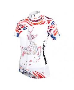 จำหน่ายPaladin กวางผู้หญิงขี่จักรยานย์ Breathable จักรยานเสื้อผ้าแห้งเร็วจักรยาน Sportwear Ropa Cicl