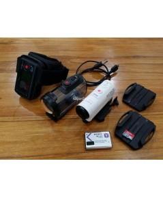 ขาย กล้องวีดีโอถ่ายรูปคุณภาพสูงSony Action Cam HDR-AZ1VR สภาพเหมือนใหม่ ใช้งานแค่ 2-3 ครั้ง พร้อมส่ง