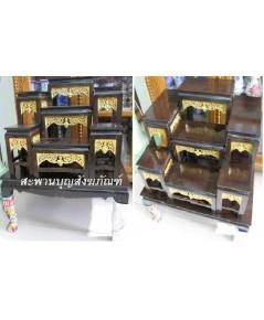โต๊ะหมู่ 7 หน้า 5 และ หน้า 6   กระจังทอง
