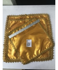 ผ้ารองพาน ผ้าห่มพระพุทธรูป ผ้าสไบห่มพระ