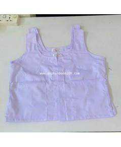 เสื้อใน 5 ตะเข็บ ตรารัตนาภรณ์  ( เสื้อคอกระเช้า )