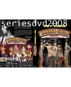 Wonder Girls The 1st Live In Bangkok (2 แผ่น)