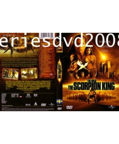 The Scorpion King ศึกราชันย์แผ่นดินเดือด ภาค 1 (Master)