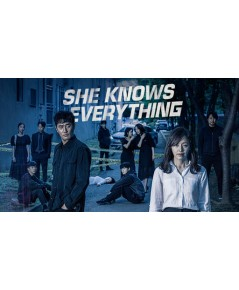 She Knows Everything (Sub Thai 1 แผ่นจบ)