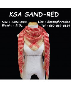 KSA SAND-RED