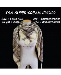 KSA SUPER : CREAM-CHOCO