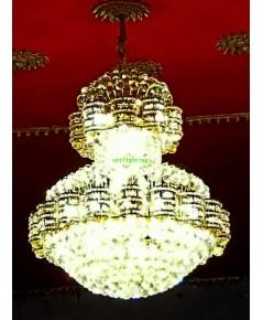 งานติดตั้งโคมไฟ คริสตัลหน้าพระประธาน ในพระอุโบสถ วัดธรรมโสภณวนาราม   17  กันยายน  ปี 60