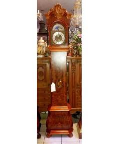 นาฬิกาตั้งพื้นโบราณ Grandfather clock  มูนเฟสเยอรมัน