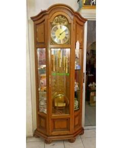 นาฬิกาตั้งพื้นโบราณ Grandfather clock  เยอรมัน ขายแล้ว