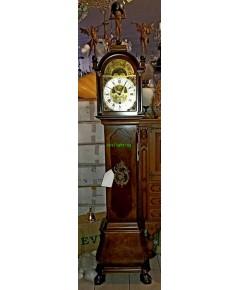 นาฬิกาตั้งพื้นโบราณ Grandfather clock สฮอลแลนด์  มูนเฟส ขายแล้ว