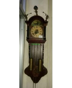นาฬิกาแขวนผนังโบราณ ฮอลแลนด์ ขนาดกลาง