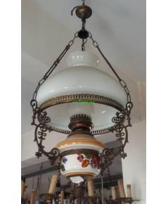 โคมไฟตะเกียง โป๊ะดัช โบราณ งานอิตาลี