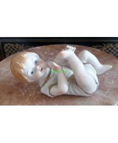 ตุ๊กตา กระเบื้องPorcelain งานยุโรป เบลเยี่ยม ขายแล้ว