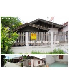 21401 ขายบ้านเชียงใหม่ บ้านหลังตลาดมะจำโรง ยุหว่า สันป่าตอง เชียงใหม่
