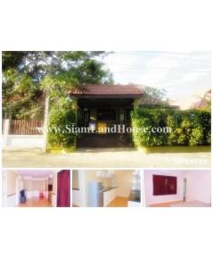 21363 ให้เช่าบ้านเชียงใหม่ บ้านฮิลล์ไซด์โฮม 2 ใกล้บ่อสร้าง วัดพระนอนแม่ปูคา ต้นเปา สันกำแพง เชียงใหม