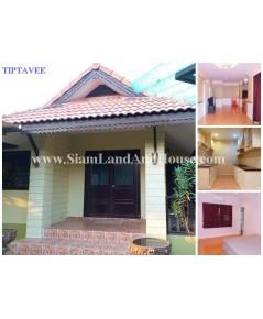 21363 ขายบ้านเชียงใหม่ บ้านฮิลล์ไซด์โฮม 2 ใกล้บ่อสร้าง วัดพระนอนแม่ปูคา ต้นเปา สันกำแพง เชียงใหม