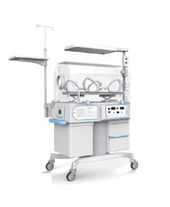 ตู้อบเด็กพร้อมชุด Phototherapy (Infant Phototherapy Incubator) รุ่น 8502D ผลิตภัณฑ์ Heal Force