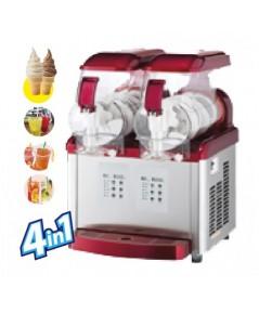 Fresher เครื่องทำน้ำหวานเกล็ดหิมะและไอศกรีม เฟรชเชอร์ FR-SS206
