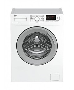 beko Front load washing machine เครื่องซักผ้าฝาหน้า beko WCV 8612 XSO