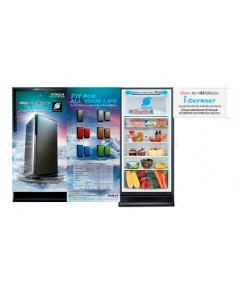 Hitachi Refrigerator ตู้เย็น ฮิตาชิ R64W