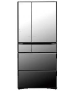 Hitachi 6 Doors Refrigerator ตู้เย็น6ประตูฮิตาชิ สุญญากาศ RX670GT
