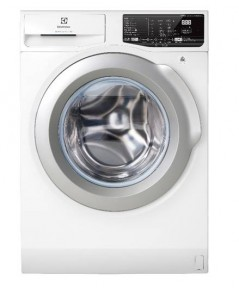 เครื่องซักผ้าฝาหน้า อีเลคโทรลักซ์ EWF8025CQWA จัดส่งฟรี