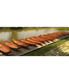 เรือพายไม้ (เรืออีแปะ)
