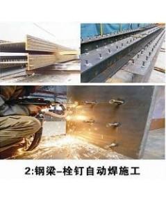 Steel Structure Stud welding เชื่อมงานโครงสร้างเหล็ก