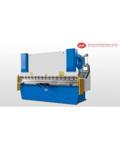 เครื่องพับ WF67K CNC series Hydraulic Press Brake