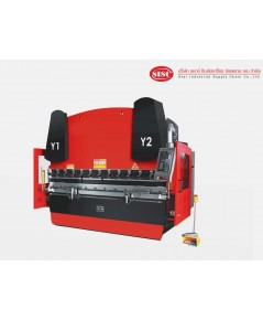 เครื่องพับ WD67K series electro-hydraulic servo bending machine