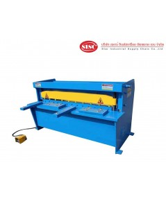 เครื่องงตัด Q11 Mechanical Sheet Metal Shearing Machine