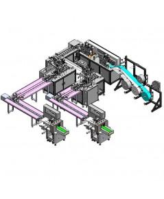 GSZ-KZBZ-01 Full Auto Mask Production Line (G/U)