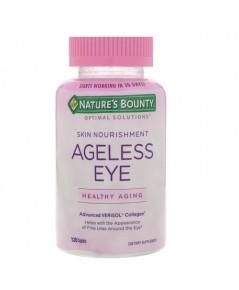 Nature\'s Bounty Ageless Eye ขนาด 120 เม็ด จาก USA