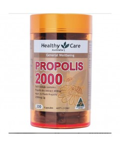 Healthy Care Propolis 2000mg 200Capsules จากออสเตรเลีย