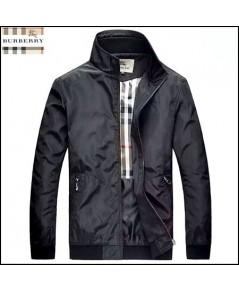 เสื้อแจ็คเก็ต Burberry Jacket Slim Spring Dress Thin Stand Collar Size M-4XL คลิก..