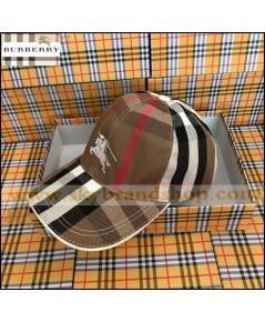 หมวก Burberry London Classic Baseball Cap Canves New มีหลายสีให้เลือก ขนาดมาตฐาน คลิก..