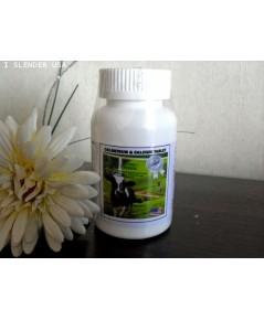 แคลเซียม+วิตามินดี Calcium plus vitamin D Soft Capsule 1gx100sx12กระปุก